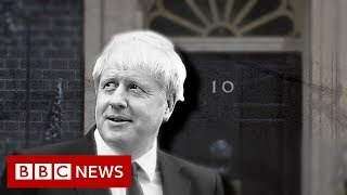Boris Johnson: 'The boy who wanted to be world king' - BBC News