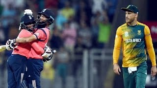 South Africa vs England, T20 World Cup: England won by 2 wickets