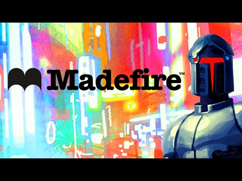 Madefire Comics & Motion Books APK Cover