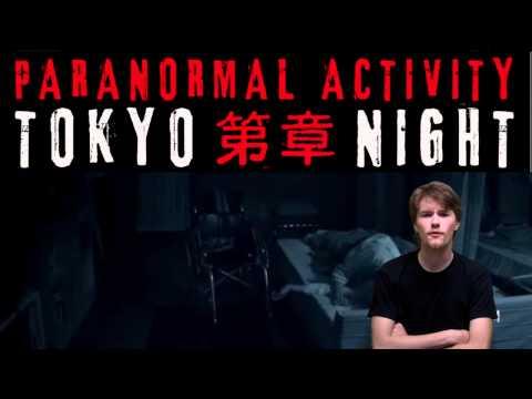 HORREUR CRITIQUE-Épisode 175-Paranormal Activity : Tokyo Night