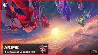 Music for Playing LOL ? Anime Mix ? Playlist to play League of Legends