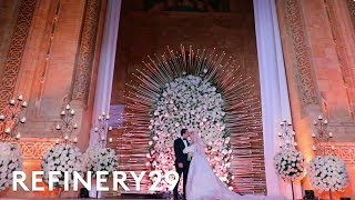 I Am A Wedding Planner & This Is What My Wedding Looks Like | World Wide Wed | Refinery29