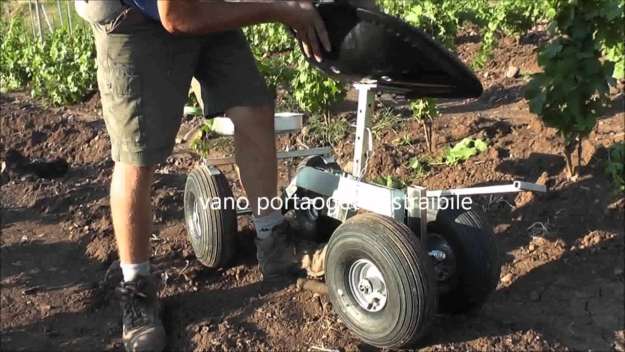 Scalzatori Rincalzatori Universal - AgroFer