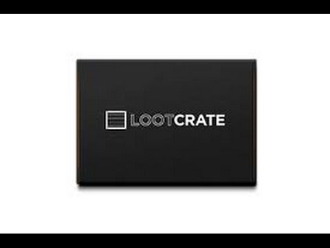 Loot Crate Giveaway!