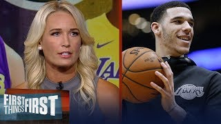 Sarah Kustok on expectations for Lonzo Ball