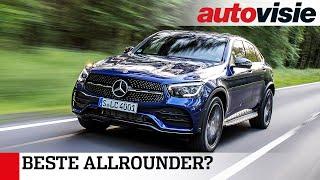Mercedes-Benz GLC 300 Coupé en GLC AMG 63S (2019) - Test - Autovisie TV