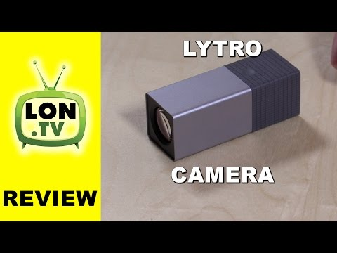 Lytro Camera Review - Camera that never gets out of focus! First generation