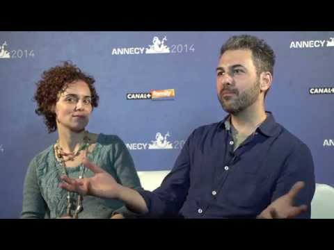 Annecy 2014 - Cristal for a Feature Film - Alê Abreu