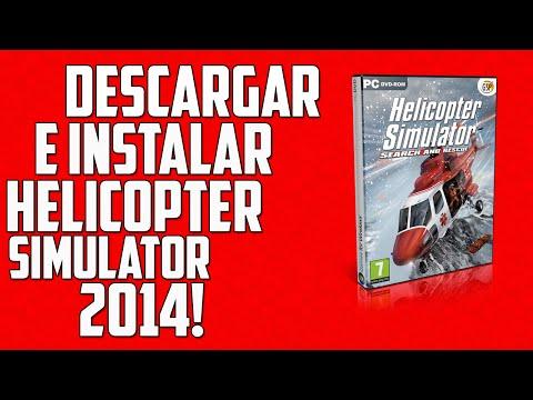 Como Descargar E Instalar Helicopter Simulator Search And Rescue 2015!