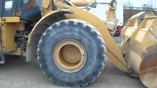 CAT 972H Wheeled Loader