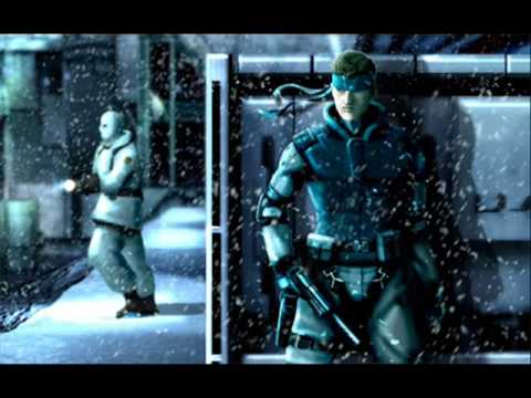 Metal Gear Solid The Twin Snakes Canyon Area Theme