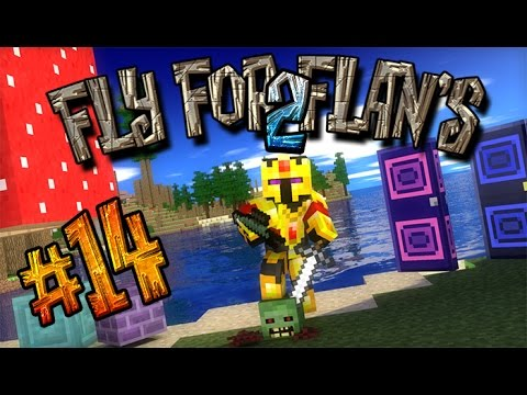 FR Fly for Flans S2 EP014 Flans coming Minecraft 1.7.2