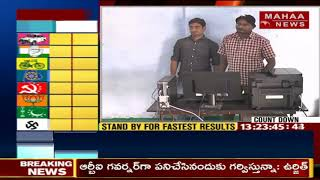 All Arrangement Made for Counting Of Votes in Telangana Tomorrow   Full News