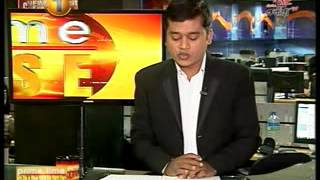 News 1st Prime time Sunrise Shakthi TV 6 30 AM 27th November 2014