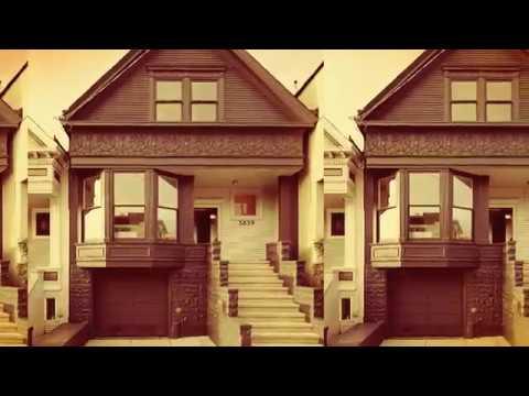 Modernes Haus mit Glasfront – Architekturprojekt für Einfamilienhaus mit Glasfassade
