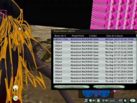 Abandoon Nacht - CopyBot  Second Life-Parte 2
