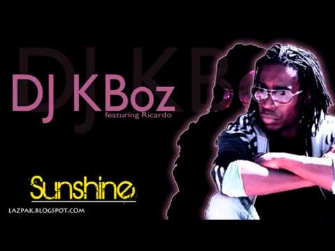 Kboz Ft. Ricardo - Sunshine video