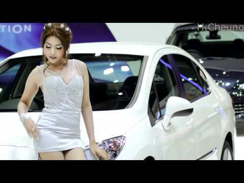 Bangkok Motor Show 2012 – Peugot models on press day