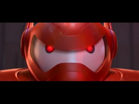 Big Hero 6 - Radioactive ft. Kendrick Lamar