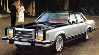 1975-1982 Ford Granada - The Upscale Budget Car