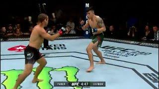 Faber vs Simon full fight