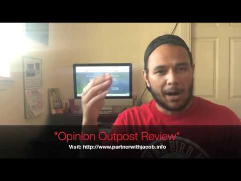 Opinion Outpost Review - Is The Opinion Outpost Scam Finally REVEALED?