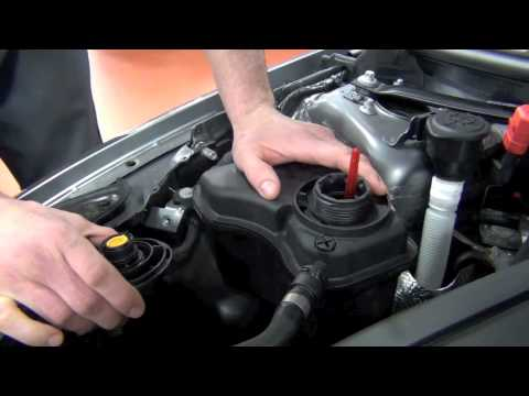 How To Check The Coolant Level on Your BMW 3 Series - Don Jacobs BMW - Lexington. KY