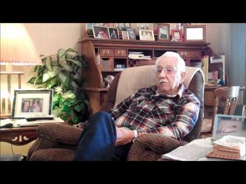John Morgado, 88, on Ludendorff Bridge collapse at Remagen.wmv