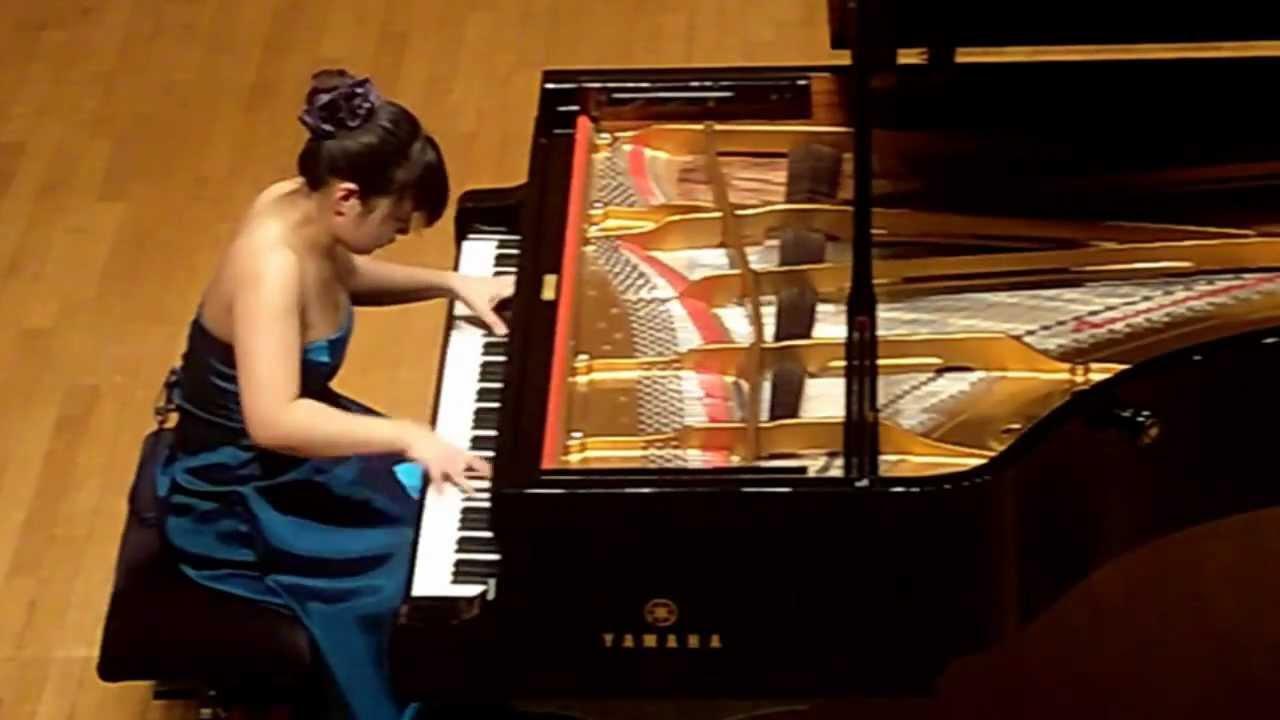 Yedam Kim - Moussorgsky: Tableaux d'une exposition, suite pour piano - YouTube