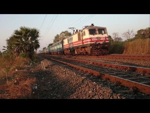 Firozpur Janta With Wap 5 Navjagran video