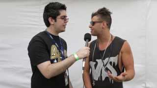 TIMMY TRUMPET Interview - BPM RADIO AUSTRALIA - St Kilda Foreshore Beach Festival