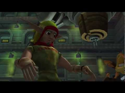 COTV - Jak and Daxter [Commentary 02] Jak II PS3 HD Collection