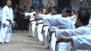 Martial art Teacher nayak Rubel.how to tech.