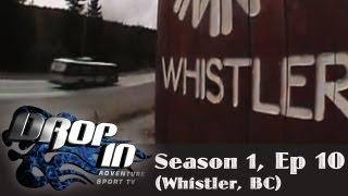 Drop In TV, Season 1 Ep. 10 (the original mountain bike TV series) FULL EPISODE