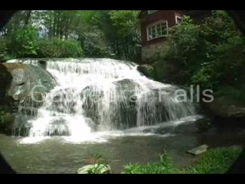 NC Waterfall Tour Video