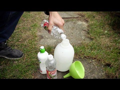 Jak zrobić preparat na chwasty domowym sposobem