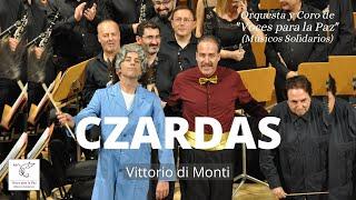CZARDAS. V. Monti. Dir.: Enrique G. Asensio. Percusión: Alfredo Anaya & Alberto Román. Concert Band.