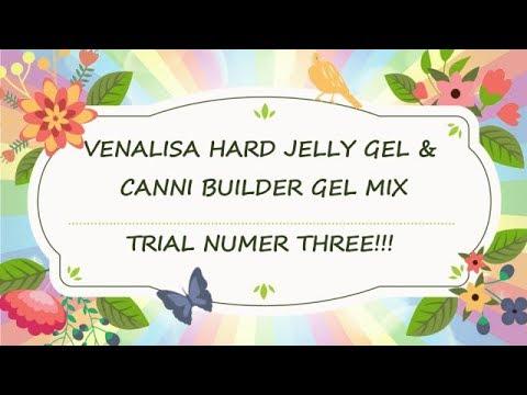 Venalisa Hard Jelly Gel Trial 3!!!
