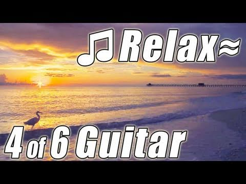 0 Relaxing ROMANTIC GUITAR #4 Classical SLEEP Music instrumental solo soft slow songs Ocean Relax HD