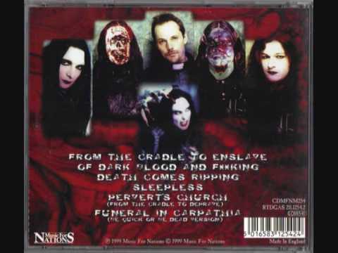 Anathema - Hell Awaits (Cradle Of Filth)