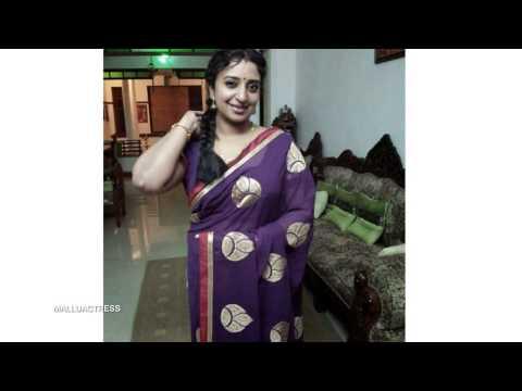 Sona Nair Sexy Mallu Malayalam Serial Actress Unseen Pics video