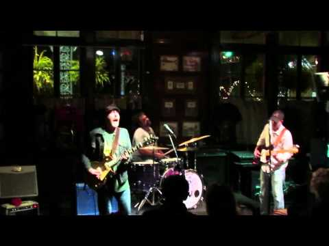 Blues Society of NW FL Monday 12/15/2014 Paxton Norris Band