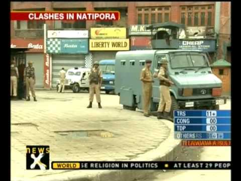 Srinagar bandh: security beefed up