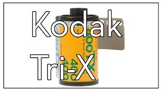 Kodak Tri-X Black and White Film