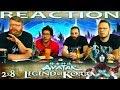 Legend of Korra 2x8 REACTION!!