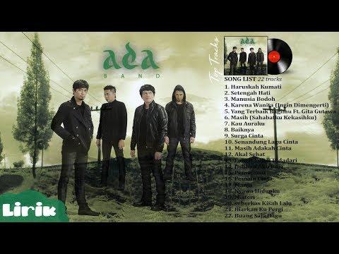 ADA BAND - Full Album Lagu POP Terbaik T