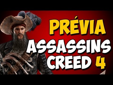 ASSASSIN'S CREED 4 - JOGO DA SEMANA