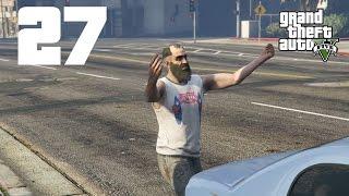 GTA V Next Gen (PS4) Прохождение #27 - Сувенир - Эл Ди Наполи, Облагораживание