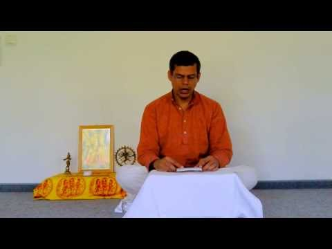 Harilal Chants Chapter 7 of the Bhagavad Gita
