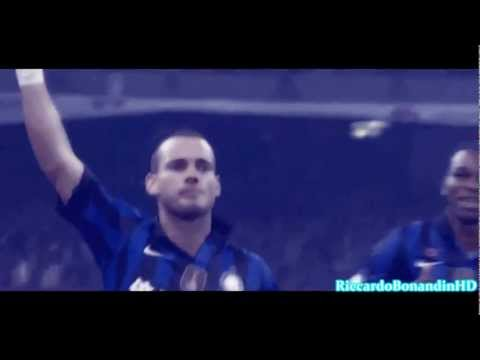 Wesley Sneijder 2011/2012 - The Wonderman [1080p HD]